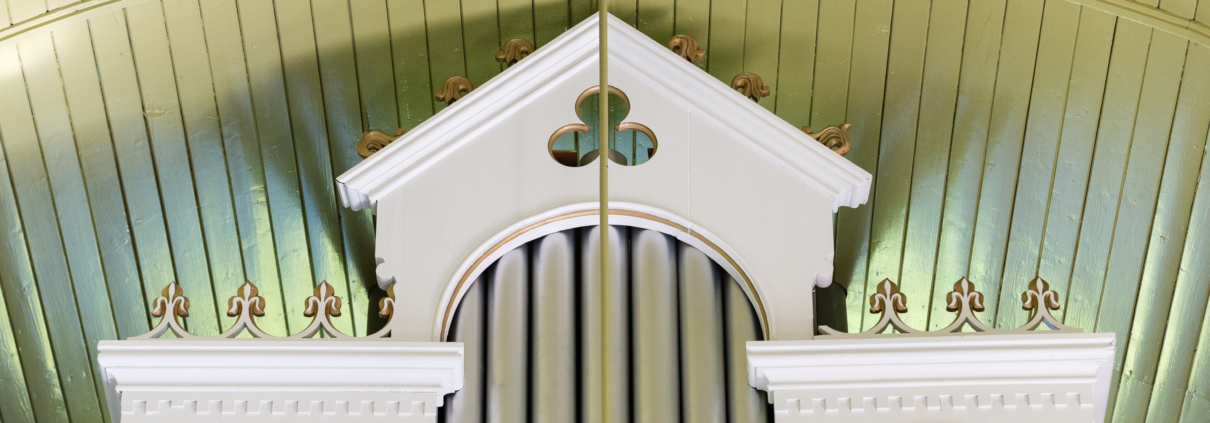 kerkorgel podiumkerkje grevenbicht
